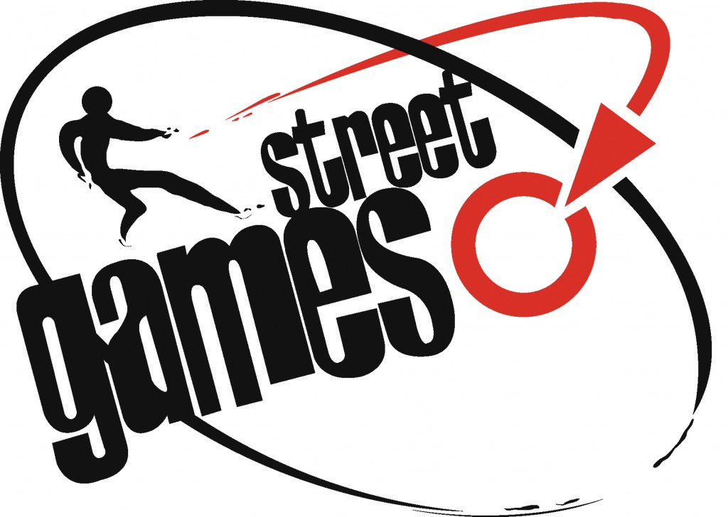 StreetGames Sponsor Logo